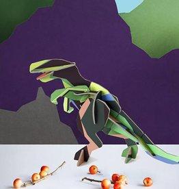 Studio Roof 3D puzzle Totem T-Rex