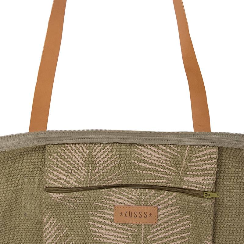Zusss Shopper canvas
