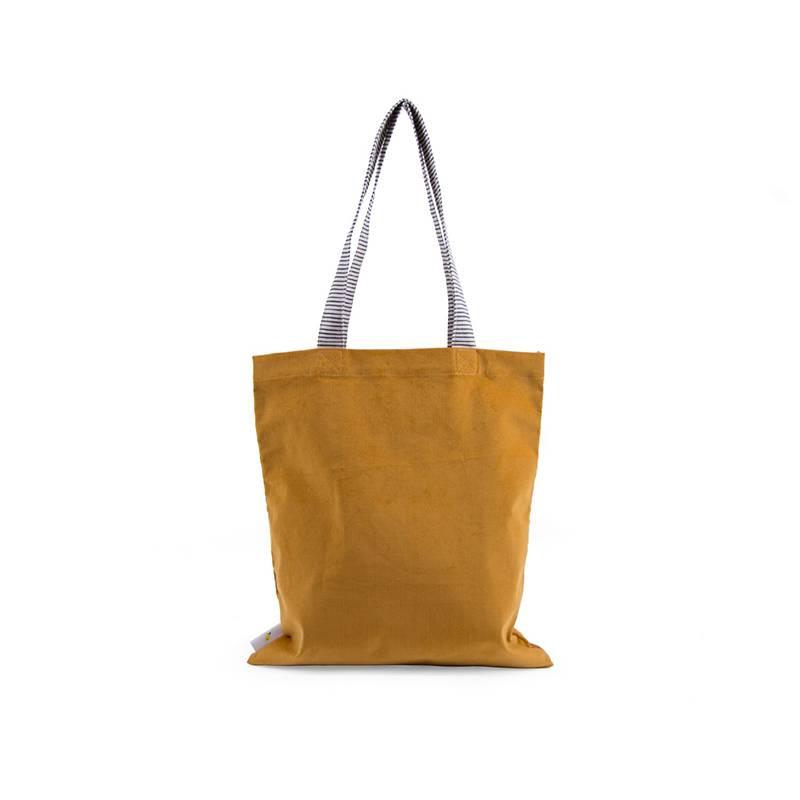 Sticky lemon Katoenen tas/ Tote bag
