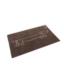 Mad About Mats Tapis dur Candy scraper 50 x 75 cm