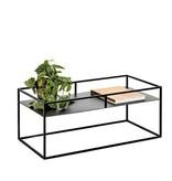 Serax Display à plantes rectangle noir