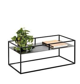 Serax Display plantenrek rechthoek zwart