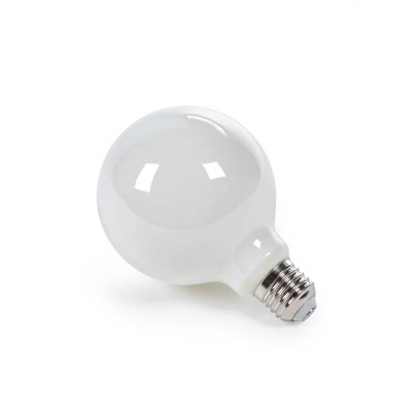 Serax Milk Glass LED Lamp