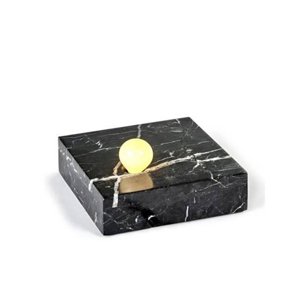 Serax Tafel / hanglamp Koen Van Guijze nr. 02 - 01 marmer zwart