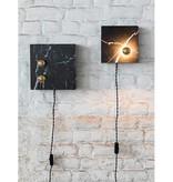 Serax Tafel / hanglamp Koen Van Guijze nr. 02 - 03 marmer zwart