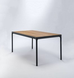 Houe Four table de jardin 160 x 90 cm