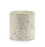 Serax Pot Terrazzo wit L (Ø25cm)