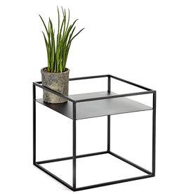 Serax Display plantenrek vierkant zwart