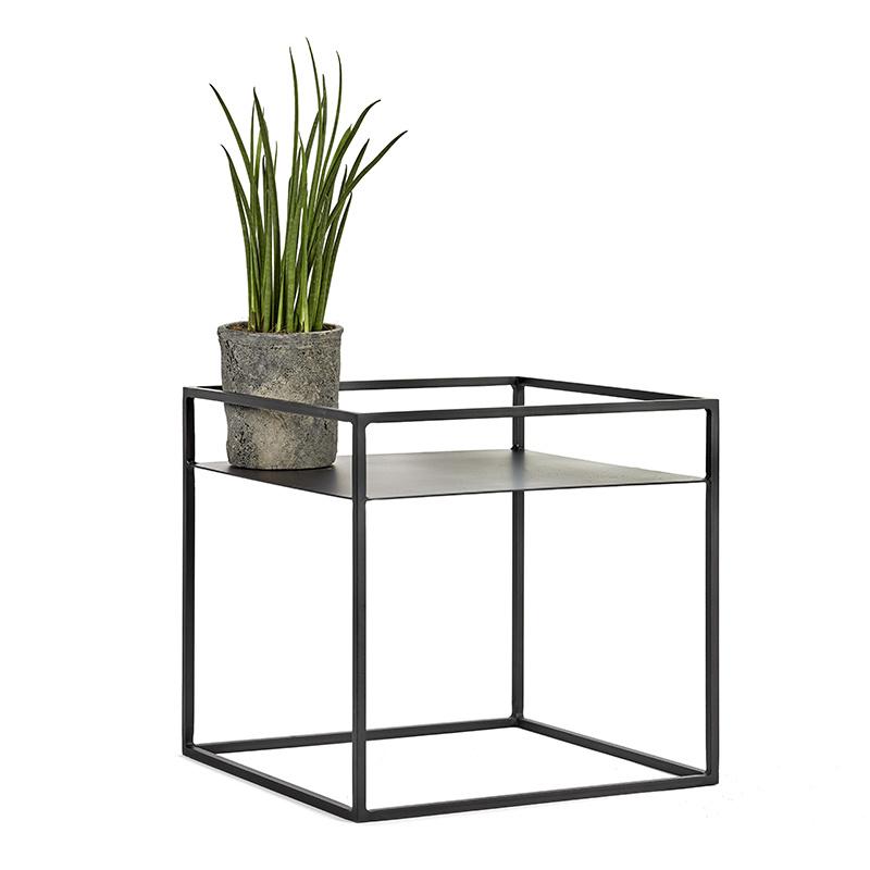 Serax Display à plantes carré noir