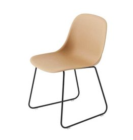 Muuto Fiber Side Chair slede onderstel