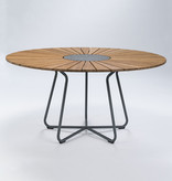 Houe Circle table bamboo