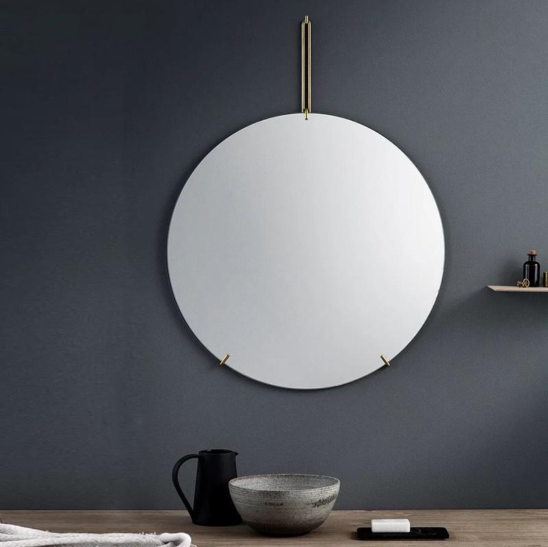 Moebe Miroir messing