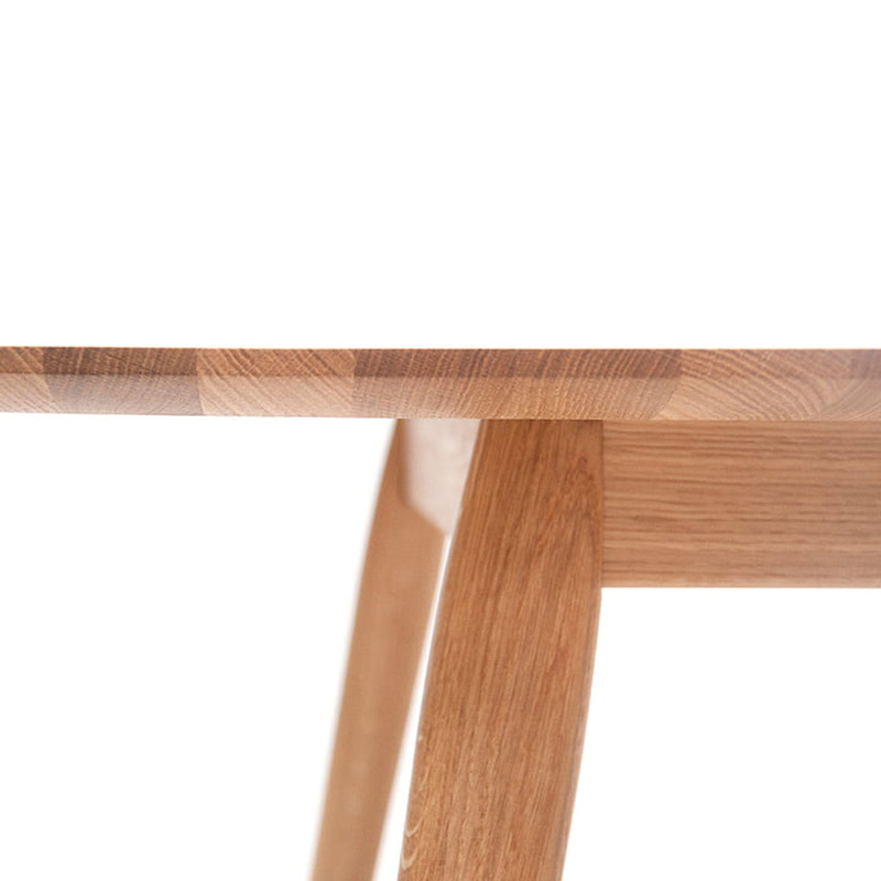 Bruunmunch PLAYdinner tafel lamé walnoot