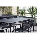 Petite Friture Week-end tuinset 220x75 tafel + 6 stoelen