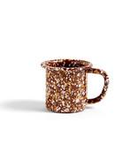 HAY Tasse Enamel Sprinkle mok
