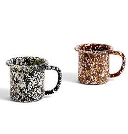 HAY Tasse Enamel Sprinkle