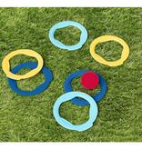 Quut Ringo petanquespel 6 ringen + 1 bal