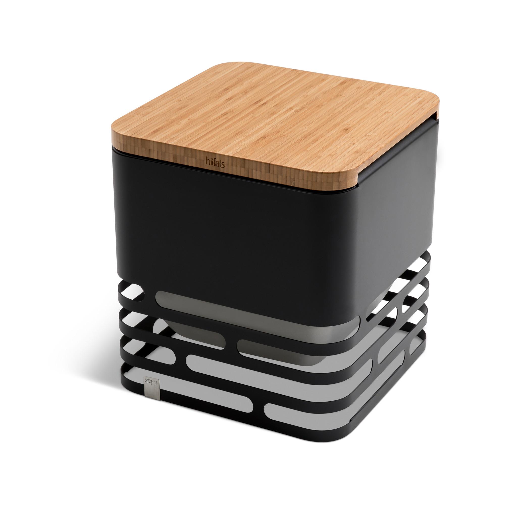 Höfats Cube Board bamboo noir