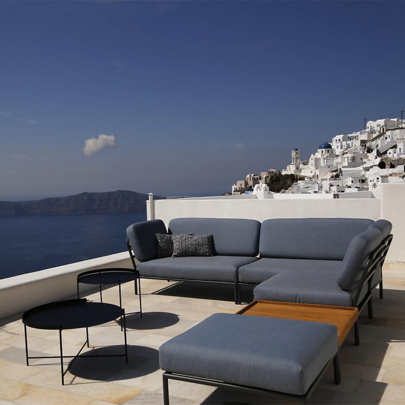 Houe Level Lounge Ottoman