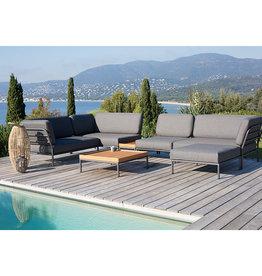 Houe Level Loungeset de jardin 1