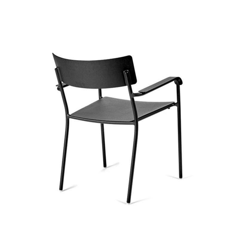 Serax August stoel B60cm met armleuning