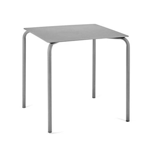 Serax August tafel ALU 70x70