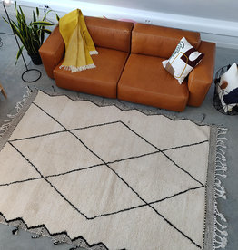 Soufiane Zarib Kilim tapijt 265 x 185 cm