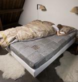 SNURK beddengoed Le trottoir matrashoes 2p