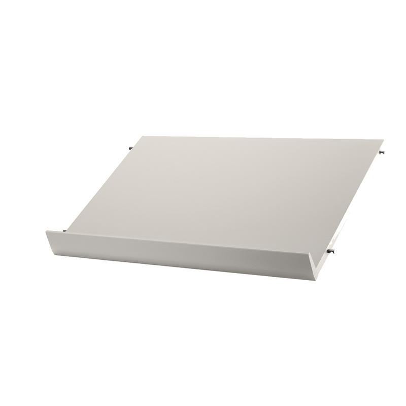 String Boekenplank / Magazineplank hout 58 cm
