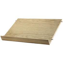 String Etagère de bois 58 cm