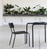 Serax August tafel aluminium
