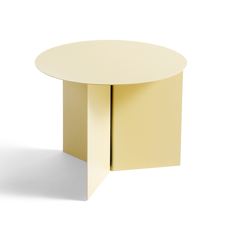 HAY Round table d'appoint / Slit table