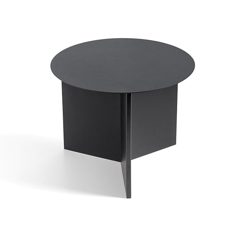 HAY Round bijzettafel / Slit table