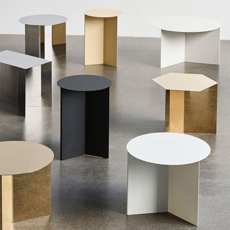 HAY Oblong bijzettafel  / Slit table