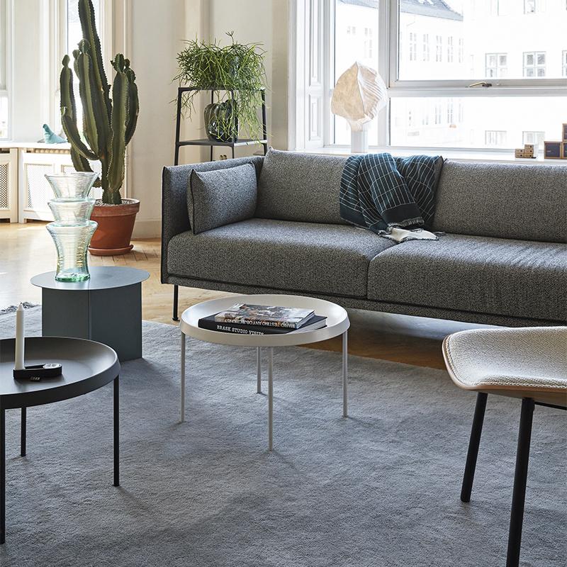 HAY Tulou Ø75 coffee table