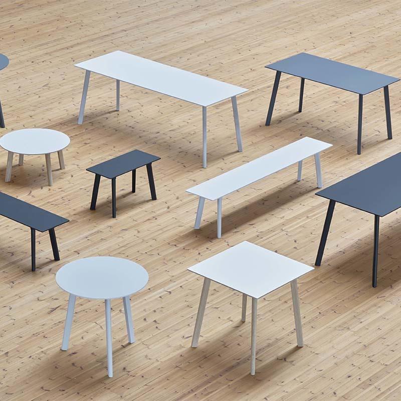 HAY CPH DEUX 210 tafel L75xB75