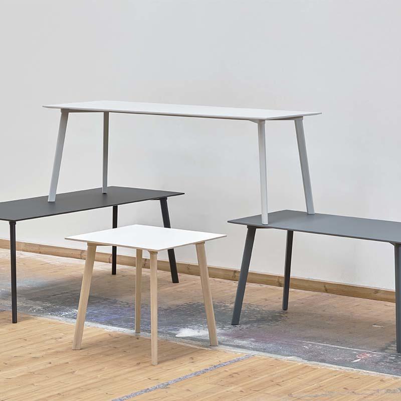 HAY CPH DEUX 210 table L75xB75