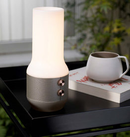Lexon Terrace bluetooth speaker - light gold