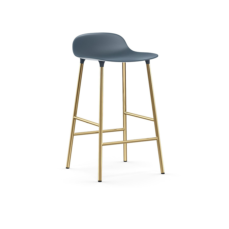 Normann Copenhagen Form Barstool Messing
