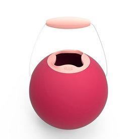 Quut Ballo strandemmer Cherry red