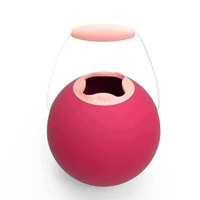 Quut Ballo strandemmer Cherry red