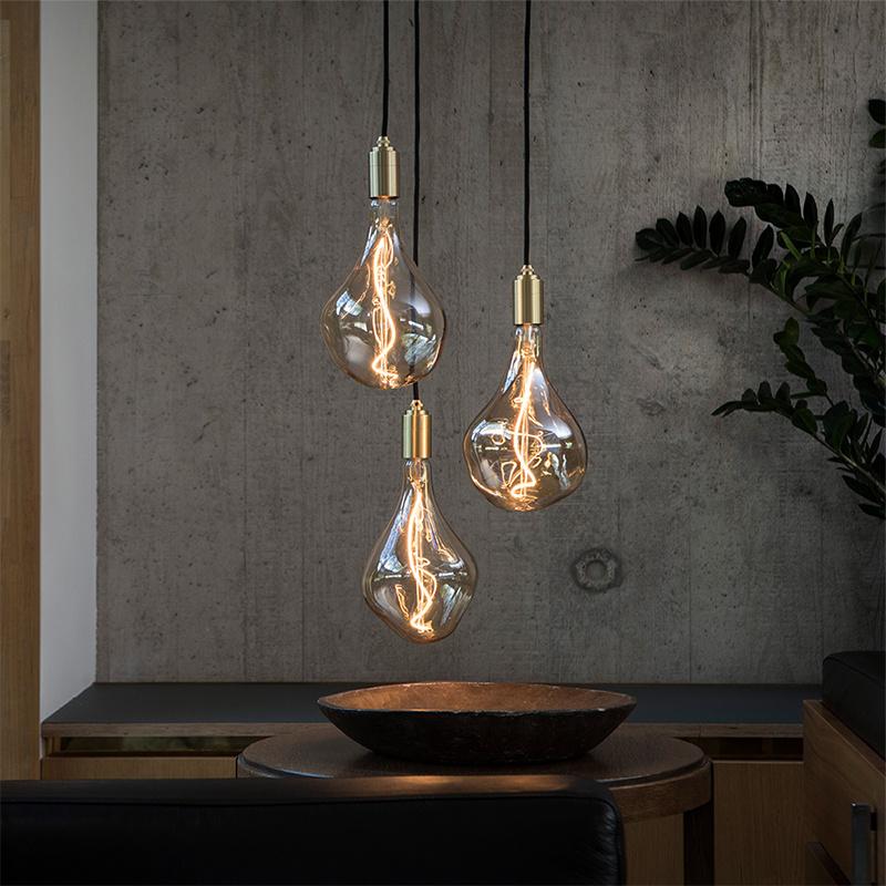 Tala LED Brass hanglamp