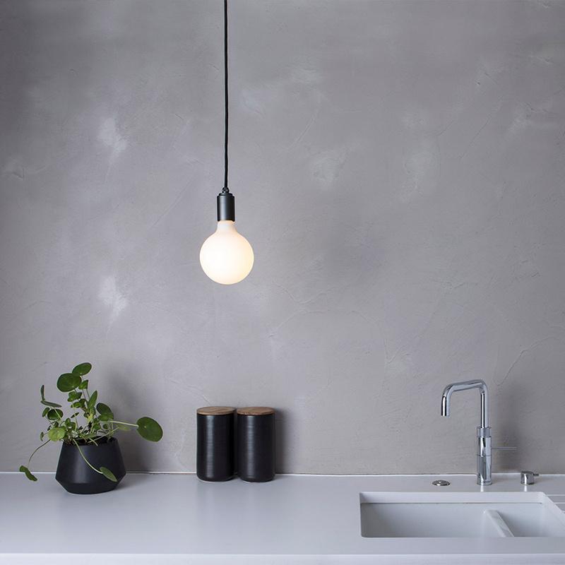 Tala LED Graphite lampe suspendue