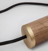 Tala LED Walnut hanglamp