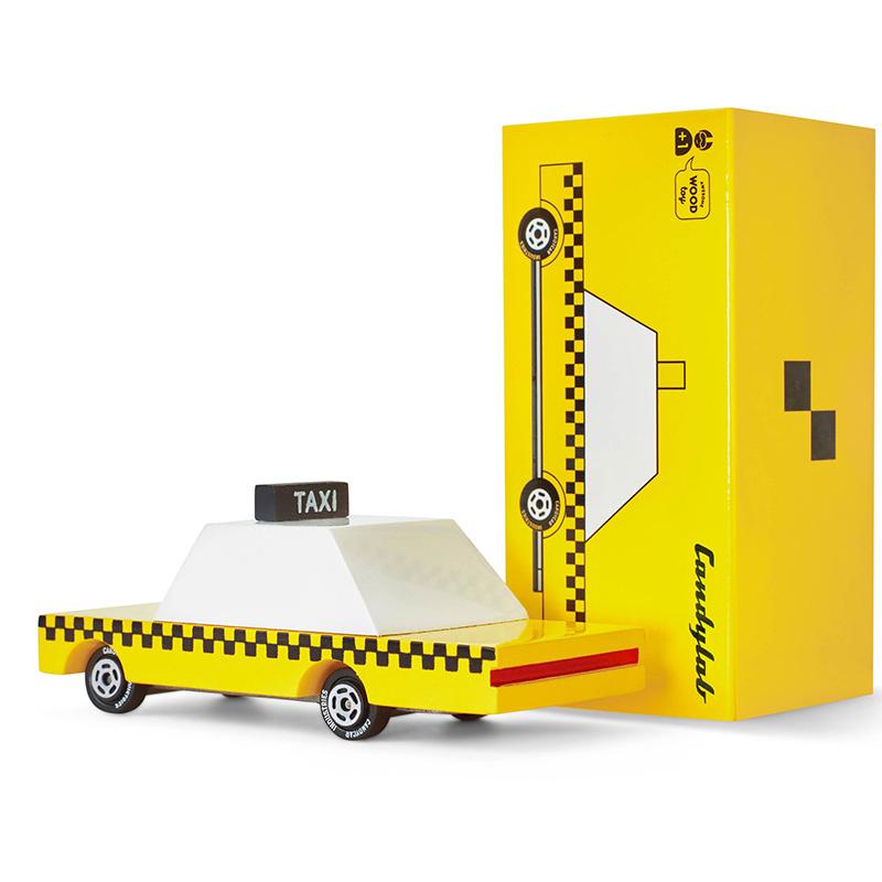 waytoplay Candycars - Yellow Taxi