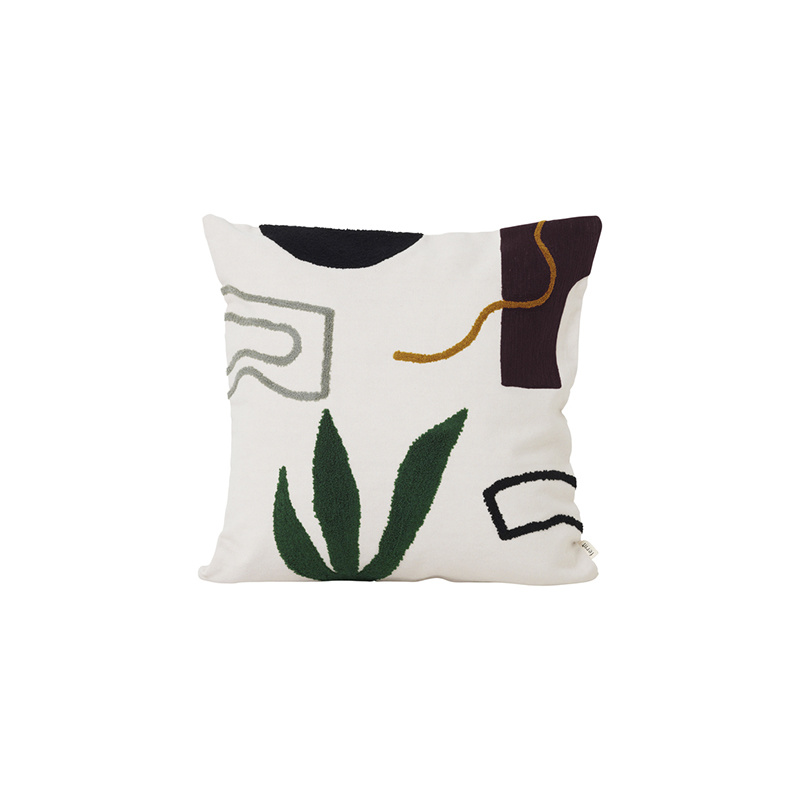 Fermliving Mirage cushion - Cacti