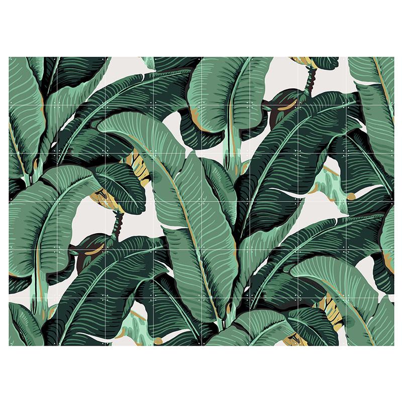 IXXI Banana Leaf décoration murale