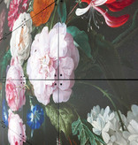 IXXI Still life with flowers décoration murale