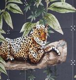 IXXI Chilling in the jungle & into the wild wanddecoratie  (recto-verso)