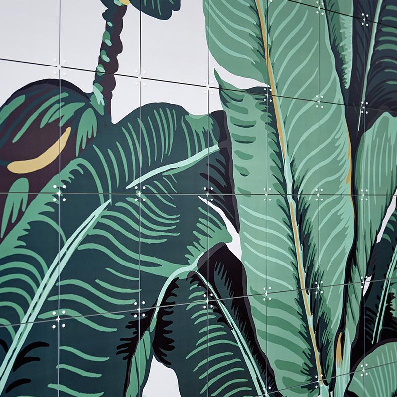 IXXI Banana Leaf wanddecoratie